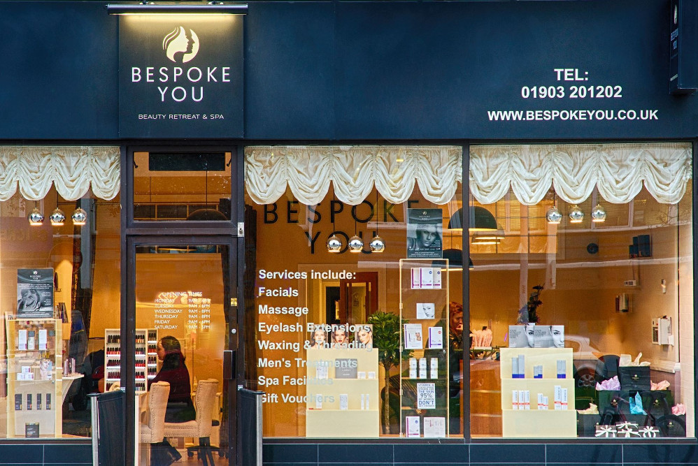 bespoke you Worthing