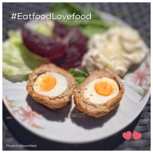 sScotch eggs by Eat Food Love Food
