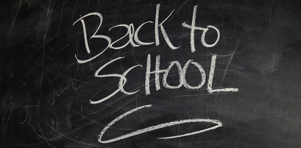 back-to-school-written-on-blackboard