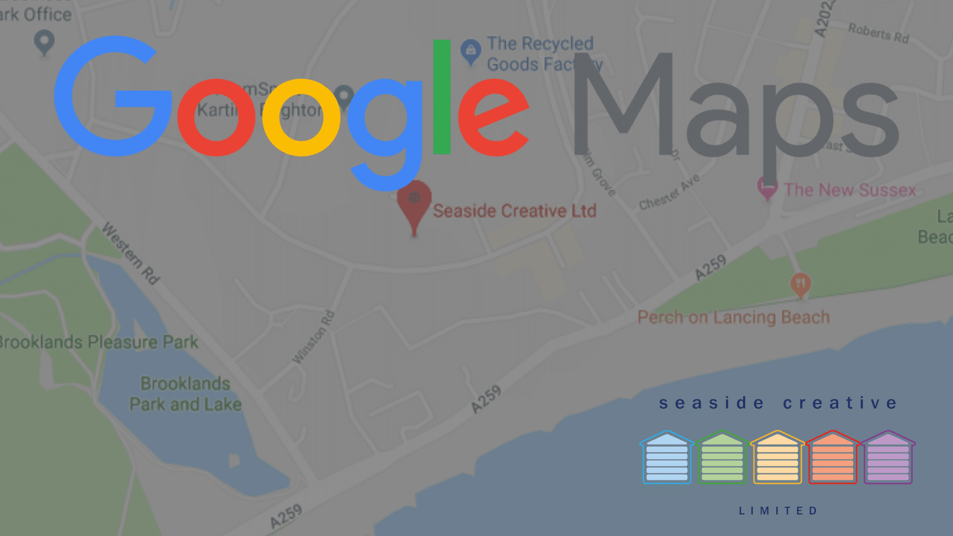 Seaside Creative Marketing Agency in Lancing, West Sussex