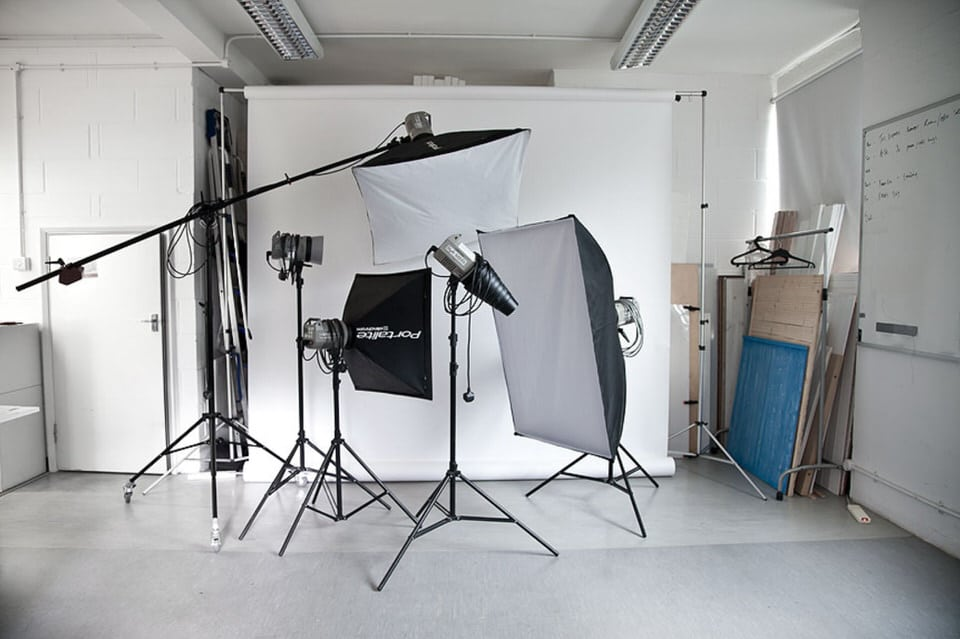 Seaside Creative Lancing Studio Photo