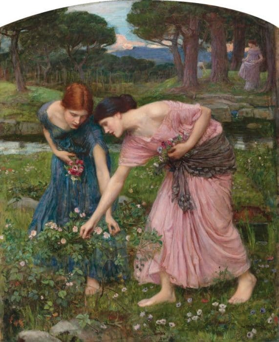 By John William Waterhouse - Sotheby's – image, Public Domain, https://commons.wikimedia.org/w/index.php?curid=184819