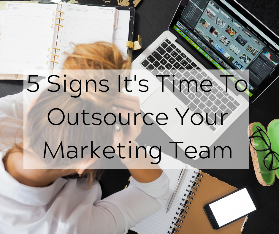Outsource Your Marketing Team