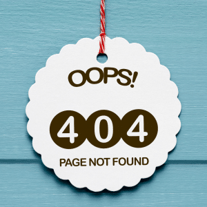 Oops! 404 page not found.